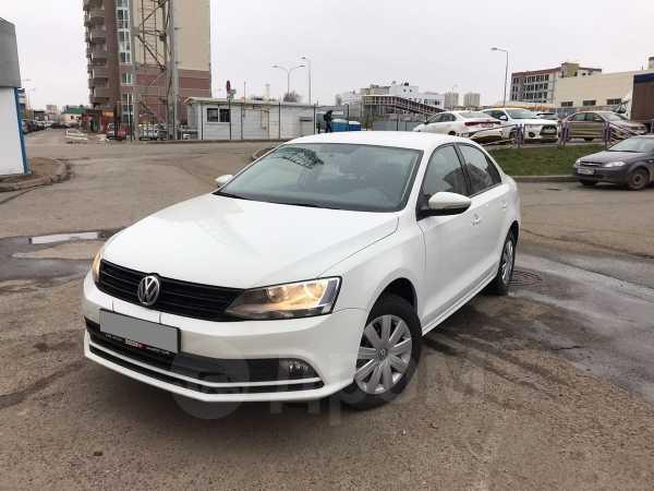 Volkswagen Jetta, 2016 год, 748 000 руб.