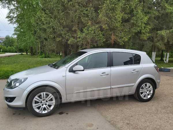 Opel Astra, 2007 год, 295 000 руб.