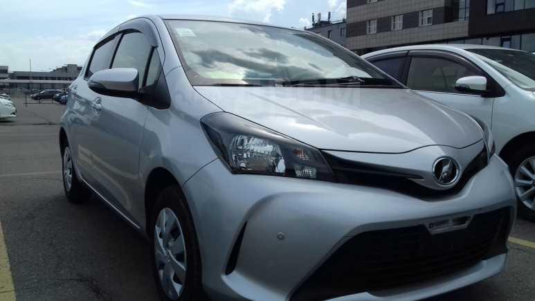 Toyota Vitz, 2016 год, 513 000 руб.