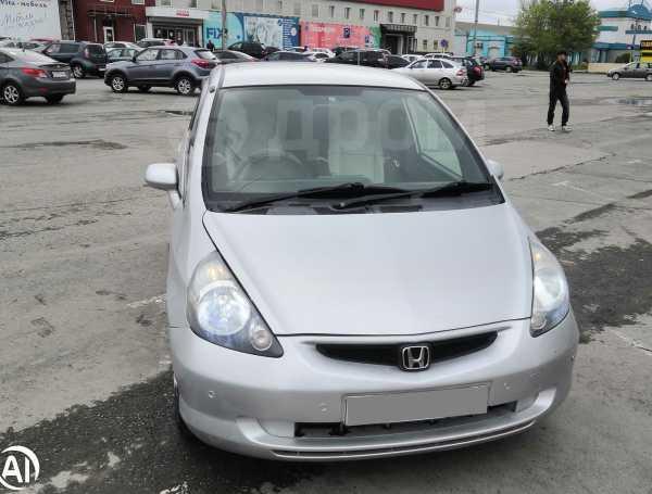 Honda Fit, 2003 год, 245 000 руб.