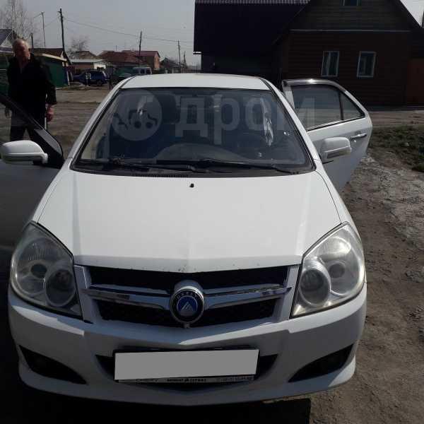 Geely MK, 2012 год, 170 000 руб.
