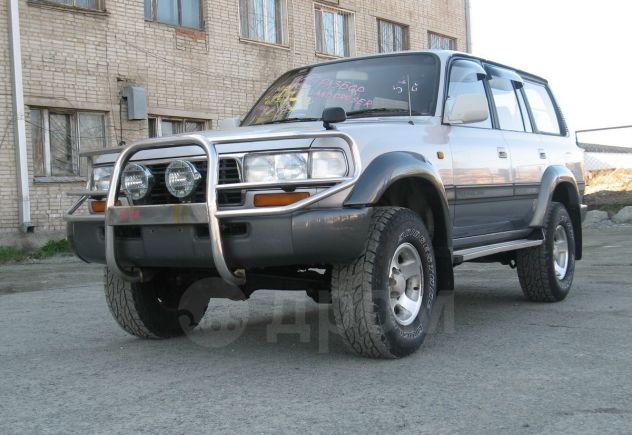 Toyota Land Cruiser, 1997 год, 965 000 руб.