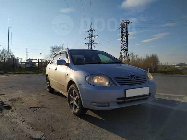 Toyota Corolla, 2003 год, 299 000 руб.