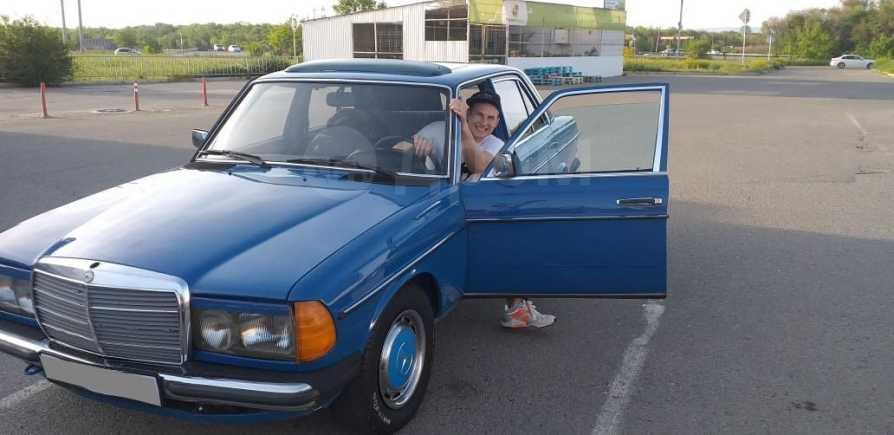 Mercedes-Benz E-Class, 1986 год, 120 000 руб.