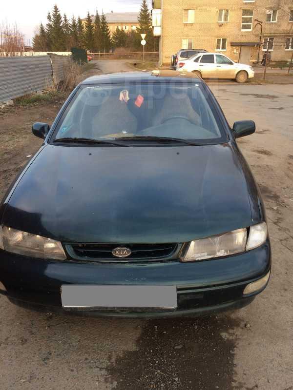 Kia Sephia, 1997 год, 75 000 руб.