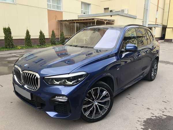 BMW X5, 2018 год, 4 462 500 руб.