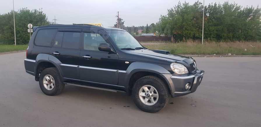 Hyundai Terracan, 2003 год, 359 000 руб.