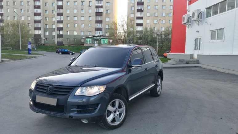 Volkswagen Touareg, 2008 год, 550 000 руб.