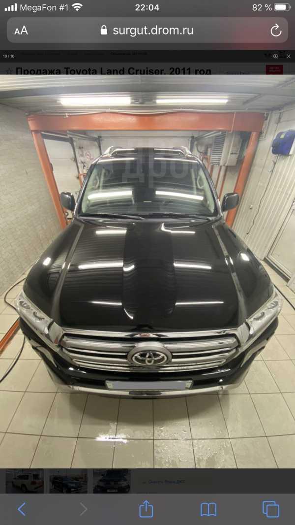 Toyota Land Cruiser, 2011 год, 2 350 000 руб.