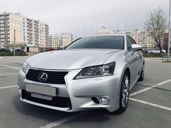 Lexus GS300h, 2014 год, 1 767 000 руб.