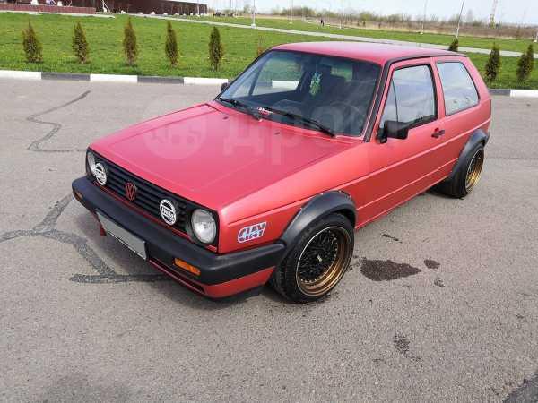 Volkswagen Golf, 1984 год, 205 000 руб.