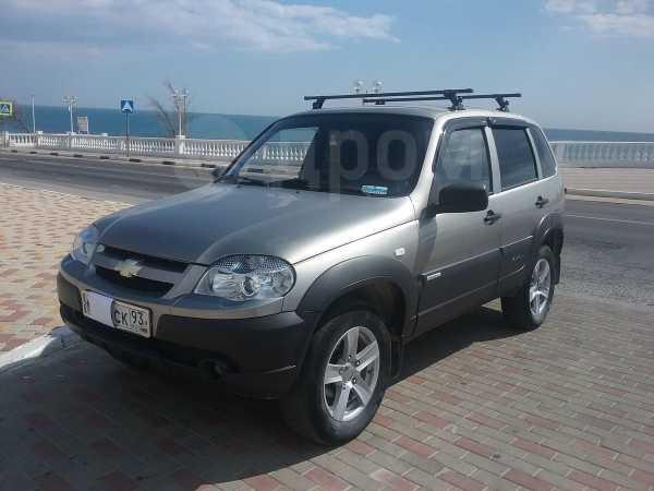Chevrolet Niva, 2015 год, 430 000 руб.