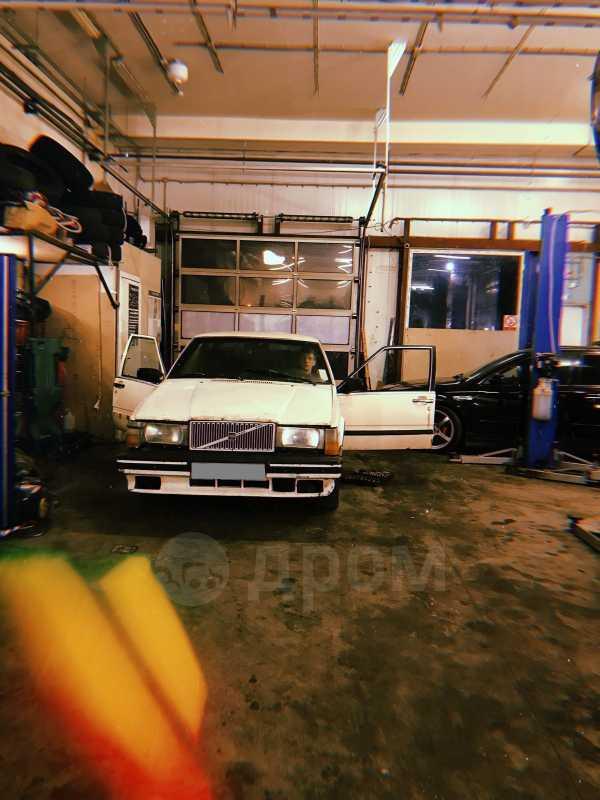 Volvo 740, 1988 год, 35 000 руб.