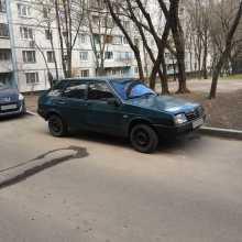 Москва 2109 1998