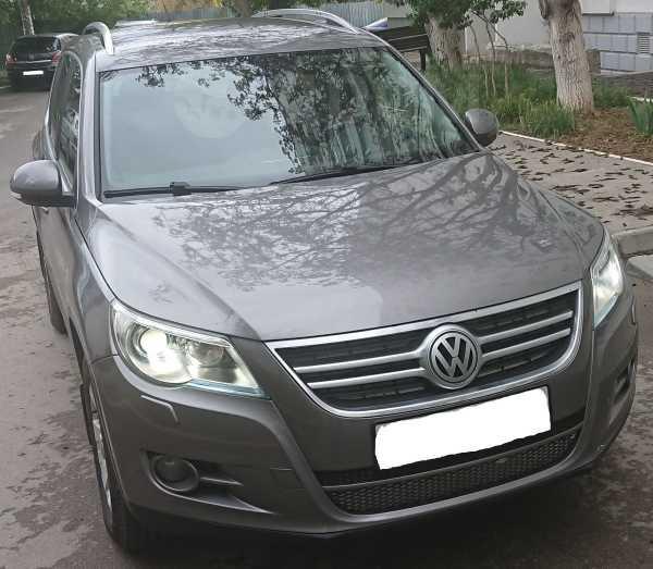 Volkswagen Tiguan, 2009 год, 750 000 руб.