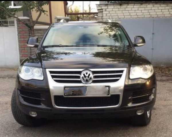 Volkswagen Touareg, 2010 год, 1 050 000 руб.