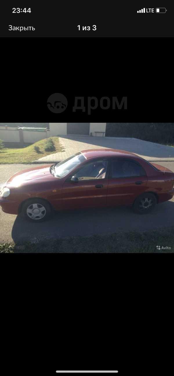 Chevrolet Lanos, 2008 год, 81 000 руб.