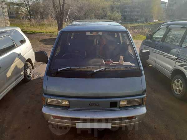 Nissan Largo, 1989 год, 170 000 руб.