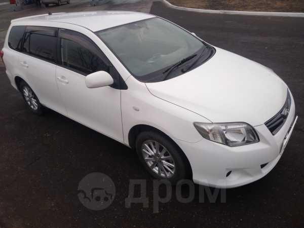 Toyota Corolla Fielder, 2010 год, 610 000 руб.