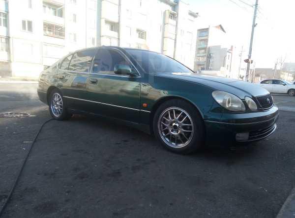 Toyota Aristo, 1999 год, 310 000 руб.