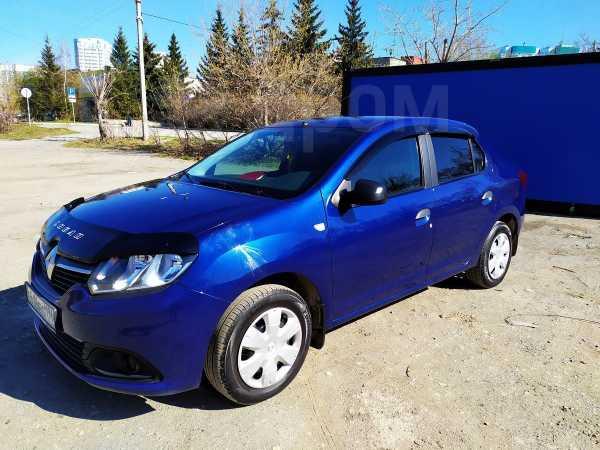 Renault Logan, 2015 год, 559 000 руб.