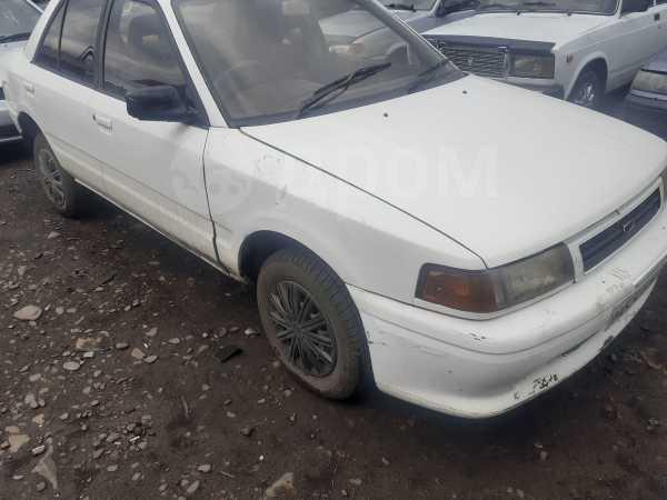 Mazda Familia, 1990 год, 32 000 руб.