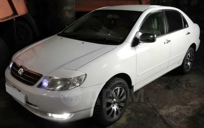 Toyota Corolla, 2002 год, 530 000 руб.