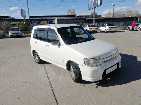 Nissan Cube, 2000 год, 115 000 руб.