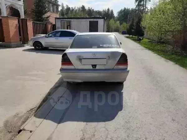 Mercedes-Benz C-Class, 1999 год, 165 000 руб.