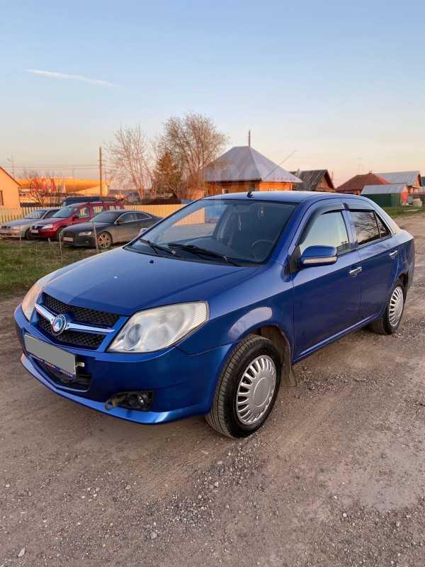 Geely MK, 2012 год, 108 000 руб.