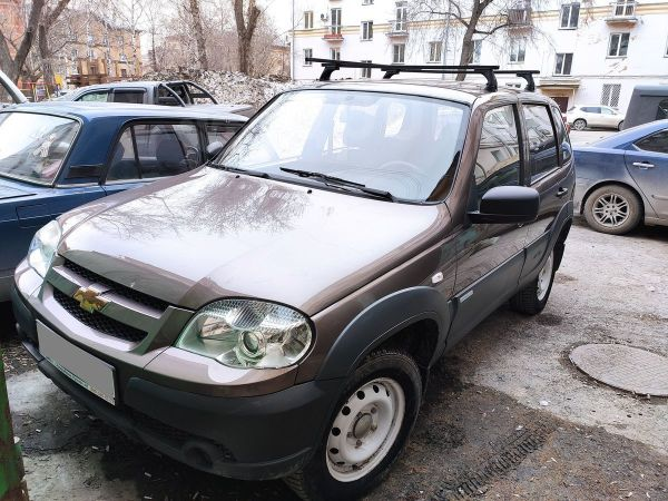 Chevrolet Niva, 2013 год, 335 000 руб.