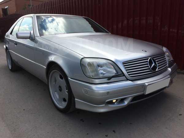 Mercedes-Benz CL-Class, 1997 год, 950 000 руб.