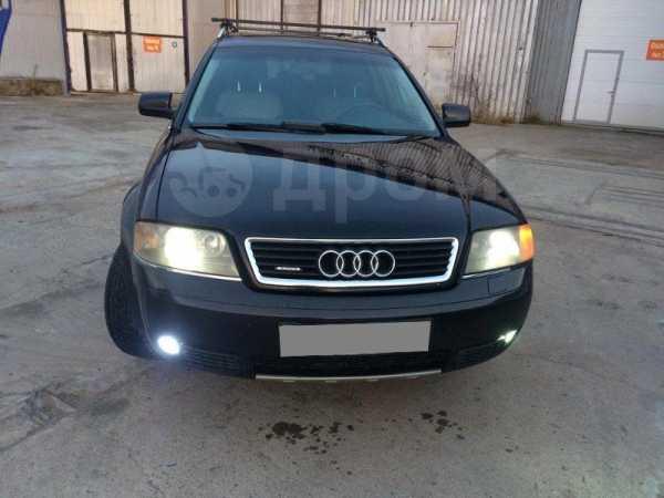 Audi A6 allroad quattro, 2002 год, 385 000 руб.