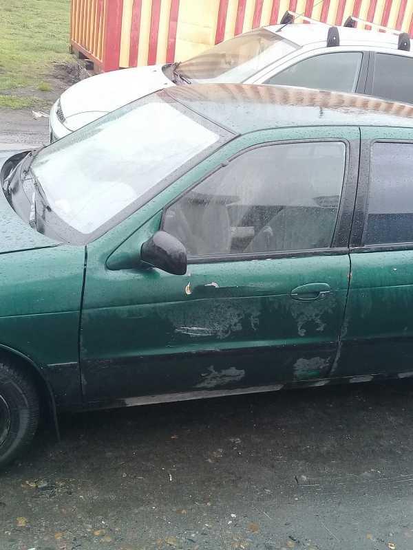 Kia Sephia, 1996 год, 60 000 руб.
