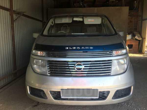 Nissan Elgrand, 2003 год, 530 000 руб.