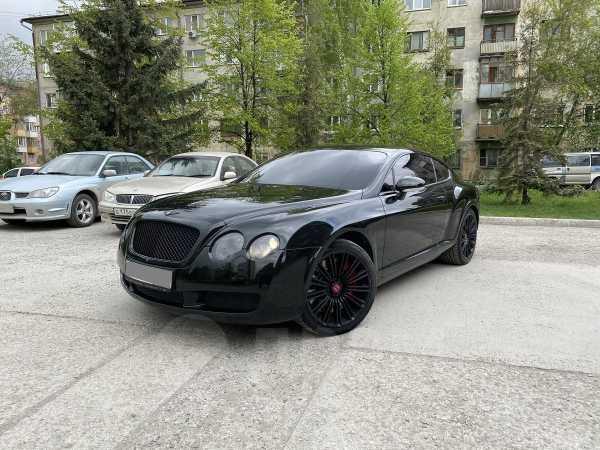 Bentley Continental GT, 2006 год, 2 350 000 руб.