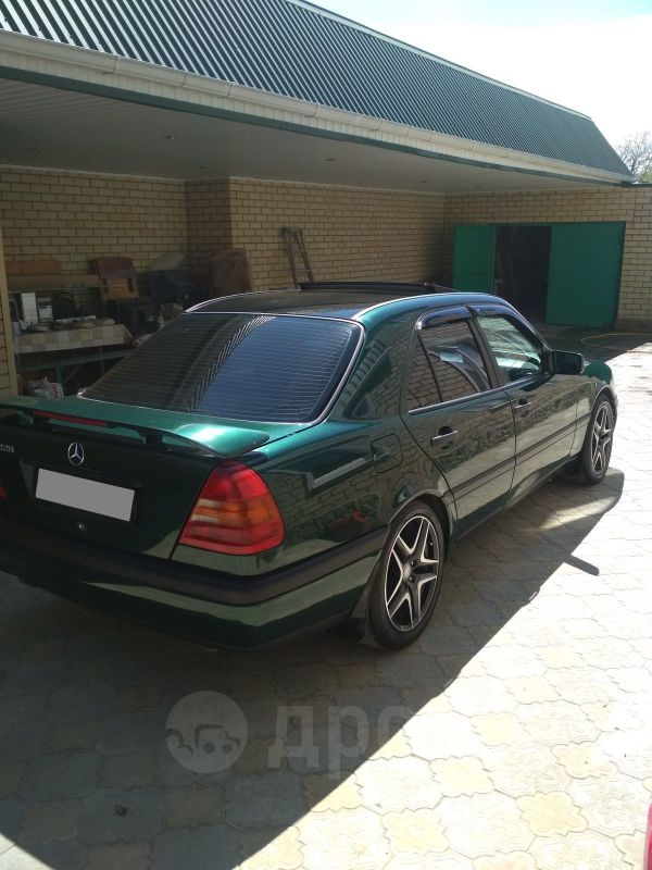 Mercedes-Benz C-Class, 1995 год, 265 000 руб.