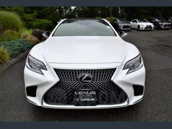 Lexus LS500, 2019 год, 6 200 000 руб.
