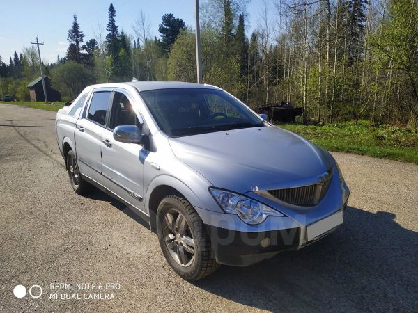 SsangYong Actyon Sports, 2011 год, 485 000 руб.