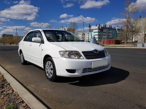Toyota Corolla, 2005 год, 375 000 руб.
