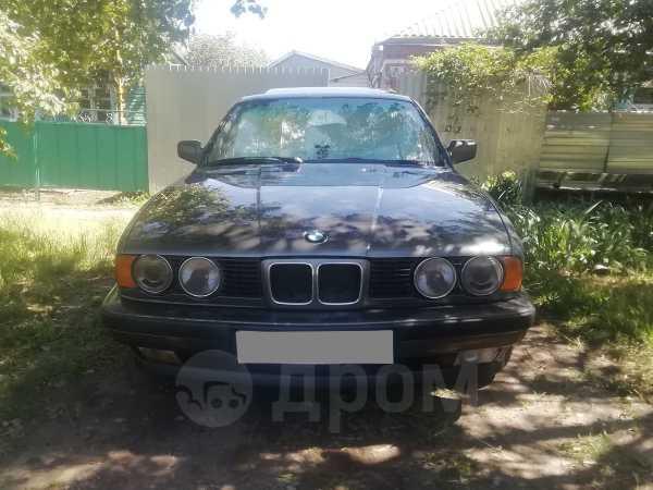 BMW 5-Series, 1990 год, 235 000 руб.
