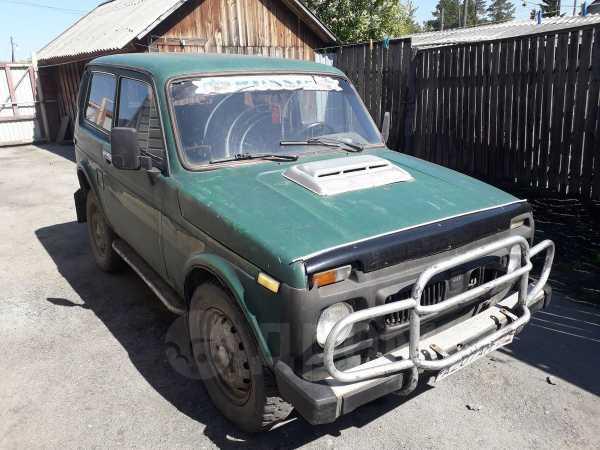 Лада 4x4 2121 Нива, 1980 год, 35 000 руб.