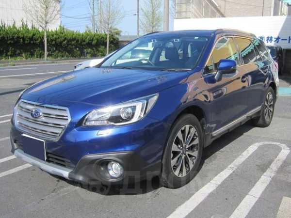 Subaru Outback, 2017 год, 1 149 000 руб.