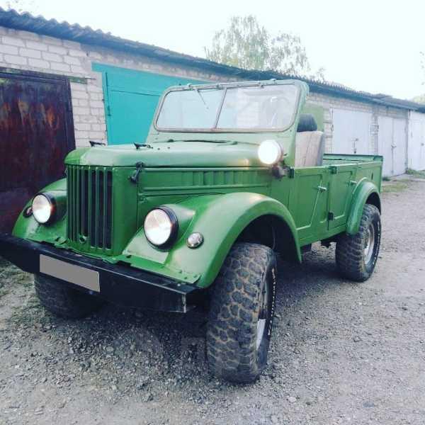 ГАЗ 69, 1940 год, 65 000 руб.