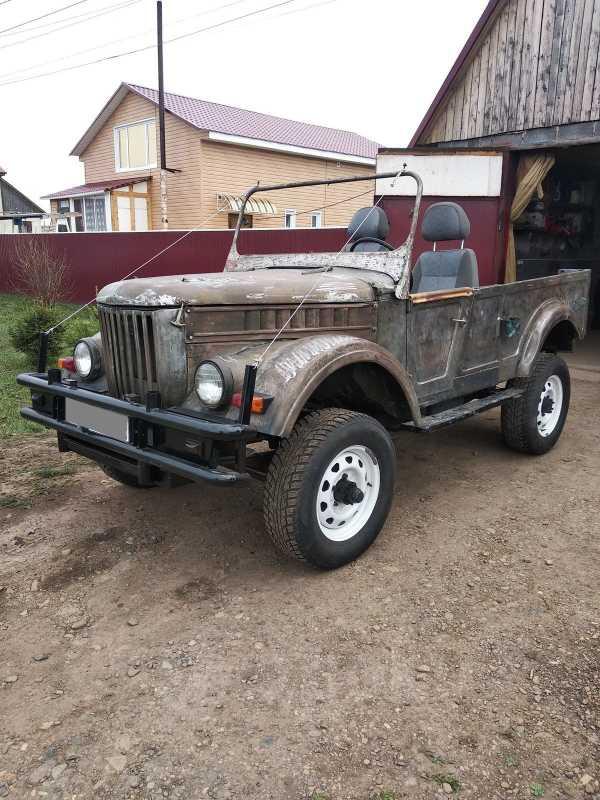 ГАЗ 69, 1971 год, 60 000 руб.