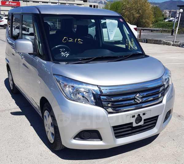 Suzuki Solio, 2016 год, 595 000 руб.