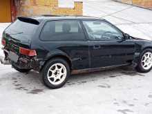 Искитим Civic 1990