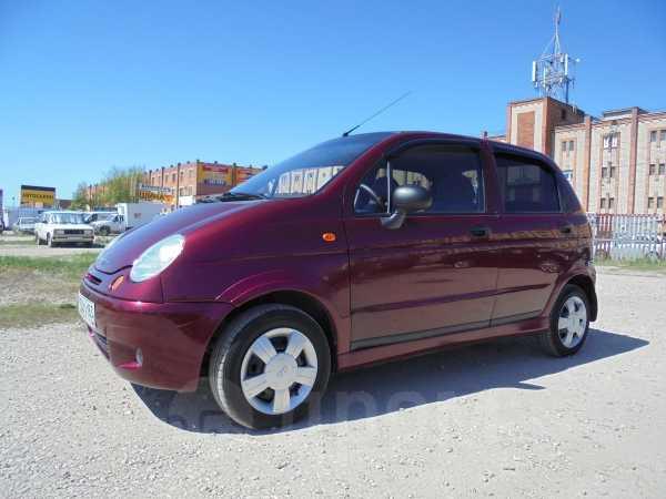 Daewoo Matiz, 2006 год, 137 000 руб.