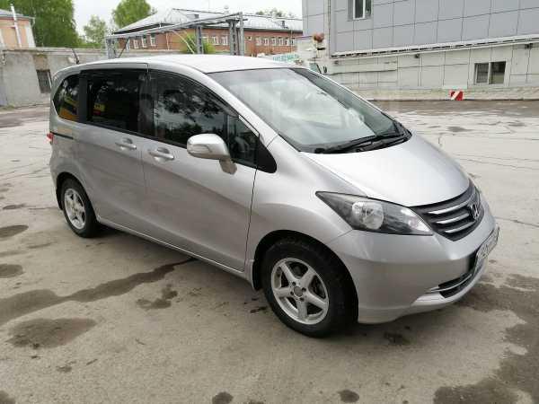 Honda Freed, 2011 год, 605 000 руб.