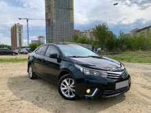 Екатеринбург Corolla 2014